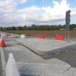 Viabilità procedono i lavori sulla rotatoria di Bosconero e la strettoia di Pont Bosconero