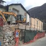Viabilità procedono i lavori sulla rotatoria di Bosconero e la strettoia di Pont Pont