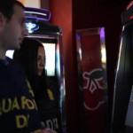 Videoslot illegali a comando sanzionato un bar