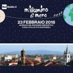 Volpiano, il 23 febbraio Comune e scuole insieme per M'illumino di meno