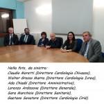 Walter Grosso Marra è il nuovo Direttore della Cardiologia di Ivrea