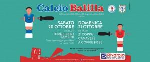 Calcio Balilla al Rivarolo Urban Center