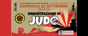 Dimostrazione di Judo all'Urban Center