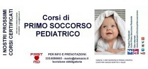 Corsi di Primo Soccorso Pediatrico