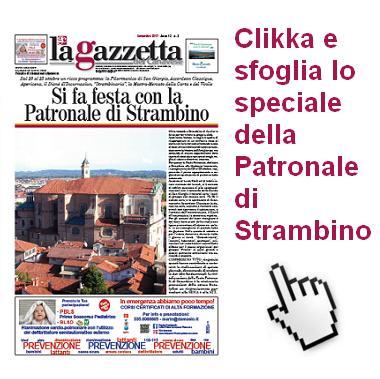 Speciale Patronale Strambino