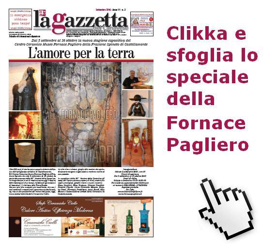 Speciale Fornace Pagliero 2016