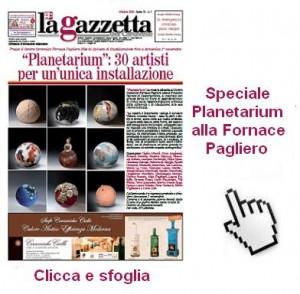 """""""Planetarium"""" alla Fornace Pagliero"""